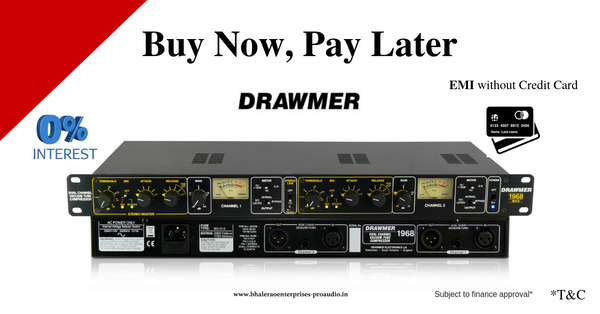 Drawmer 1968 MkII | India | Bhalerao Enterprises