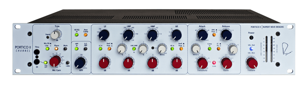 Rupert Neve Designs | Portico II Channel | India | Bhalerao Enterprises