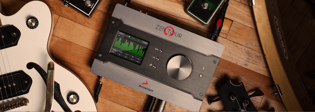 Antelope Audio | Zen Tour | India | Bhalerao Enterprises
