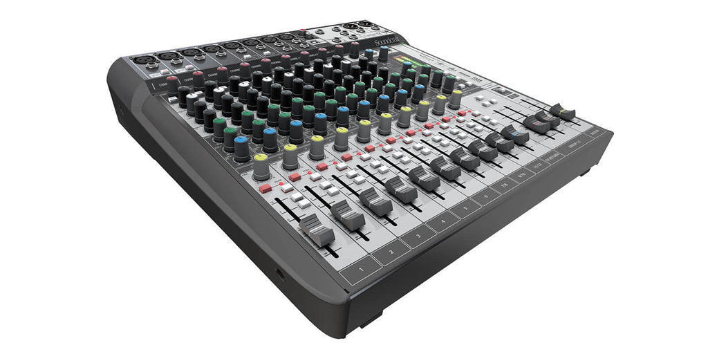 Soundcraft | Signature 12 MTK | India | Bhalerao Enterprises