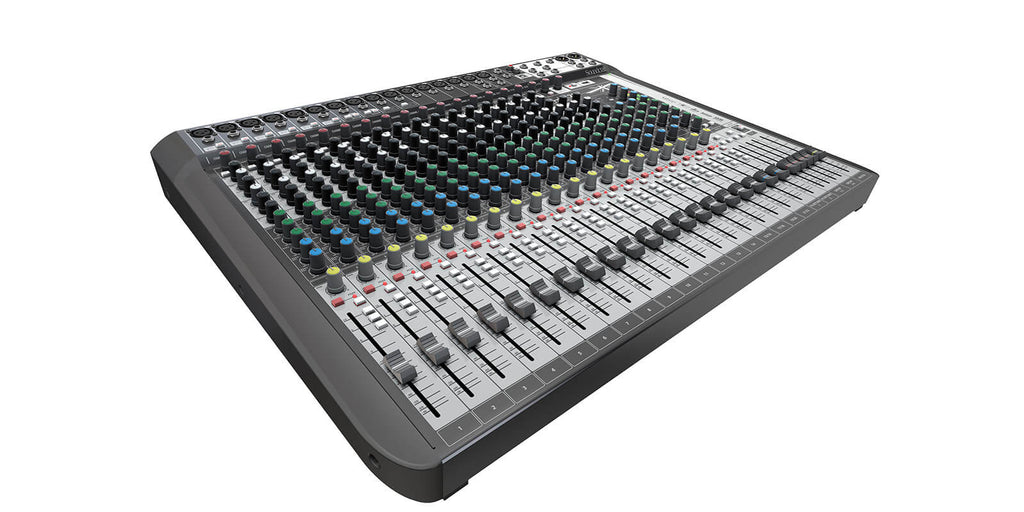 Soundcraft | Signature 22 MTK | India | Bhalerao Enterprises