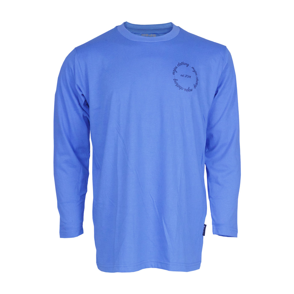 The Blue Run Tee