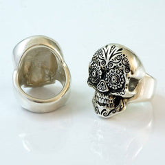 2225  MEXICAN SKULL LARGE