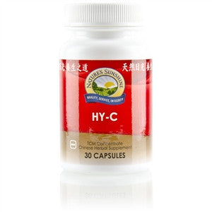 HY-C TCM Concentrate (30 caps), Chinese