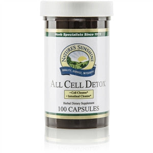 All Cell Detox (100 caps) from Nature's Sunshine