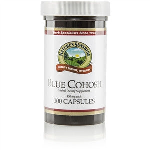 Blue Cohosh (100 caps)