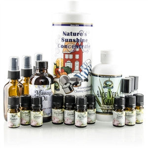 Aromatherapy Product Pack Kit - Start Making Your Own Oils