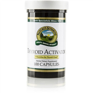 Thyroid Activator® (100 caps)
