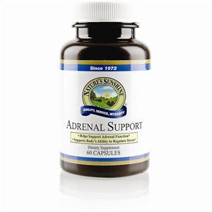 Adrenal Support (60 caps) from Nature's Sunshine