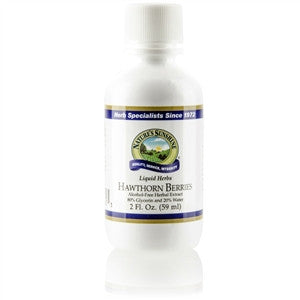 Hawthorn Berries Extract (2 fl. oz.)
