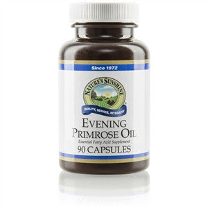 Evening Primrose Oil (90 softgel caps)