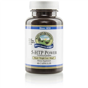 5-HTP Power (60 caps) from Nature's Sunshine