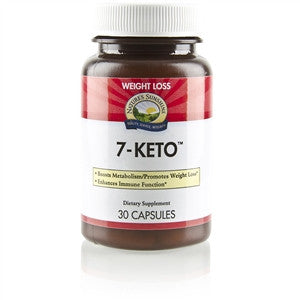 7-Keto (30 caps) from Nature's Sunshine