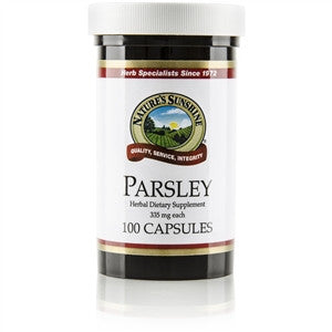 Parsley (100 caps)
