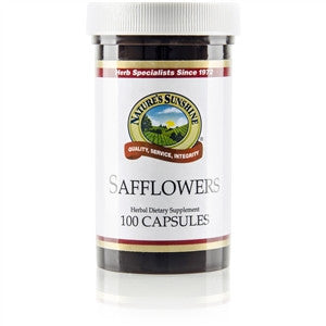 Safflowers (100 caps)