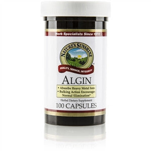 Algin (100 caps) from Nature's Sunshine