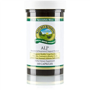 ALJ Nature's Sunshine 100 Capsules
