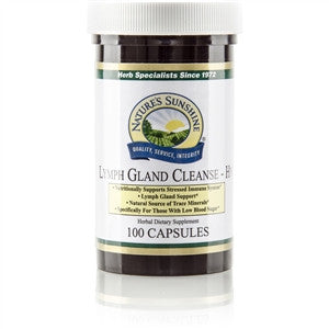 Lymph Gland Cleanse-HY (100 caps)