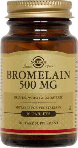 Bromelain (multiple varieties)