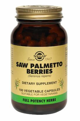 FP Saw Palmetto Berries Vegetable Capsules (100)