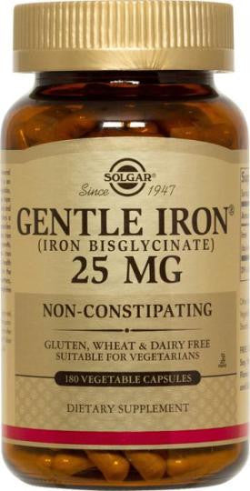 Gentle Iron® Vegetable Capsules (multiple varieties)