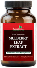 Futurebiotics Mulberry Leaf Extract (60 capsules)