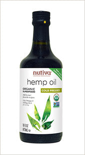 Nutiva Organic Hemp Oil (8 fl. oz.)