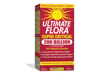 Ultimate Flora Super Critical 200 Billion (7 packets)