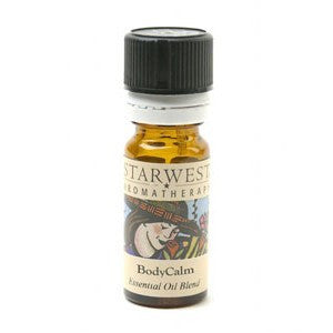 Starwest BodyCalm Essential Oil (1/3 oz.)