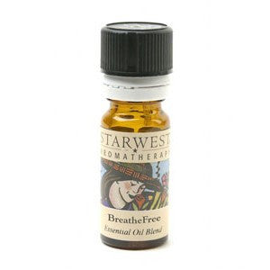 Starwest BreatheFree Essential Oil (1/3 oz.)