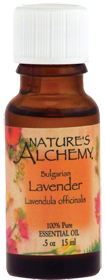 Nature's Alchemy Bulgarian Lavender (0.5 oz.)