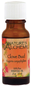 Nature's Alchemy Clove Bud (0.5 oz.)
