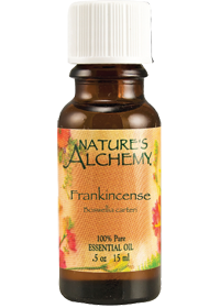 Nature's Alchemy Frankincense (0.5 oz.)