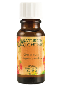 Nature's Alchemy Geranium (0.5 oz.)