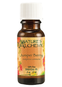 Nature's Alchemy Juniper Berry (0.5 oz.)