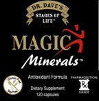 Dr. Dave's Magic Minerals (120 caps)