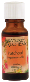 Nature's Alchemy Patchouli (0.5 oz.)