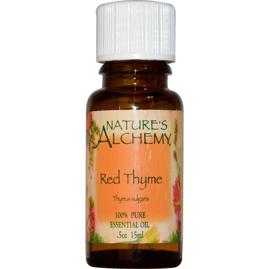 Nature's Alchemy Red Thyme (0.5 oz.)