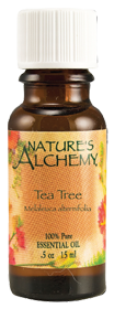 Nature's Alchemy Tea Tree (multiple varieties)