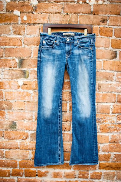 Big Star Casey low rise Size 29 reg