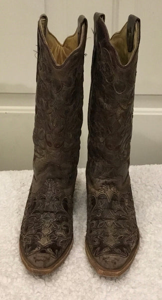 Women's Corral Western Boot size 8