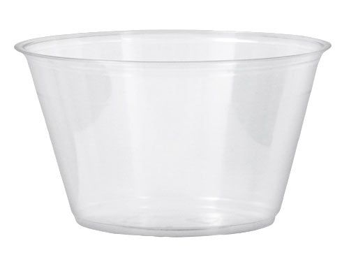Dart 2oz Plastic Shot Cup - CASE OF 20 / 125 PACKS
