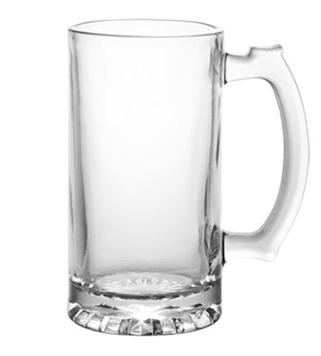 BarConic Beer Mug 15 oz -  CASE OF 12