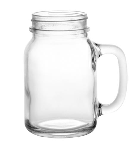 BarConic 20oz Mason Jar Mug - CASE OF 12