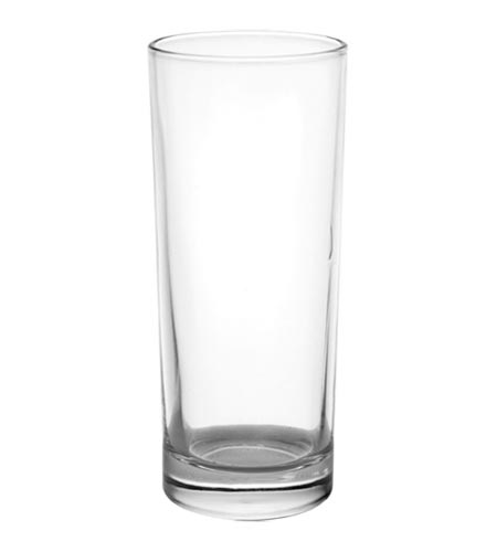 BarConic Monument Tall Glass 12 oz - CASE OF 24