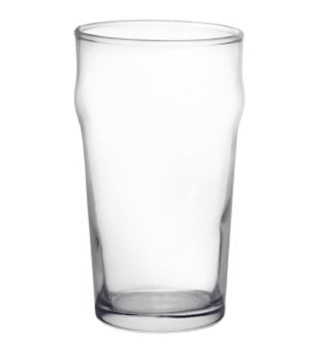 20oz English Pub Glass - CASE OF 24