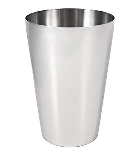 Cocktail Shaker Tin - 18 oz - CASE OF 12