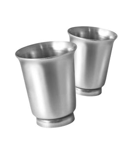 SHOT CUPS - STAINLESS STEEL