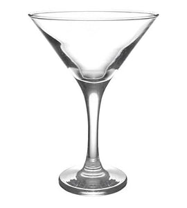 BarConic Martini / Cocktail Glass - 6 oz - CASE OF 24