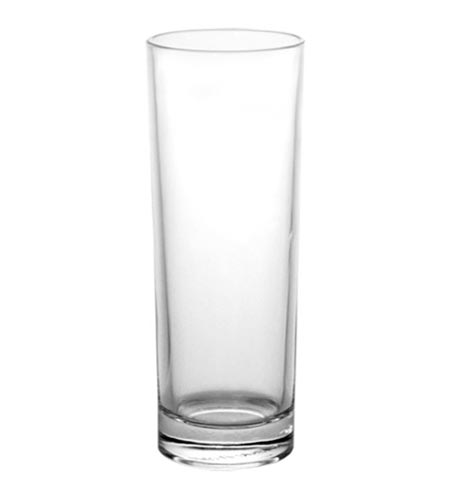 BarConic Monument Collins Glass 9.5 oz - CASE OF 48